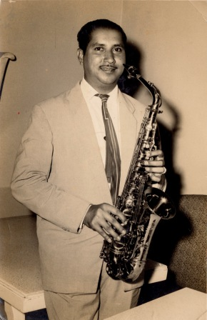joe pereira, bombay volga's, 1959